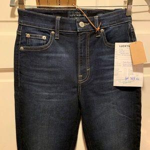 NWT~ Lucky Brand ~ Bridgette Skinny (2/26)